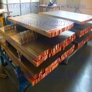 Wholesale bimetal sliding bush: Titanium Clad Copper Permanent Cathode Plate/ Steel Clad Copper Permanent Sheet