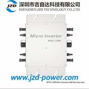 Wholesale din 1026: WVC1200 Micro Grid Tied Inverter