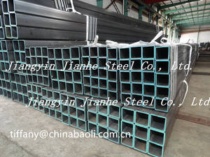Wholesale rectangular steel tube: Cold Formed Square and Rectangular Hollow Sections/Welded Steel Tubes