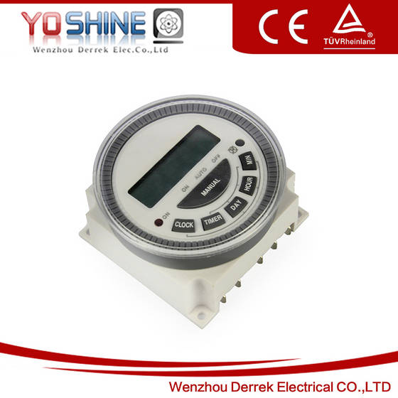 Sell YX805 weekly daily digital timer switch