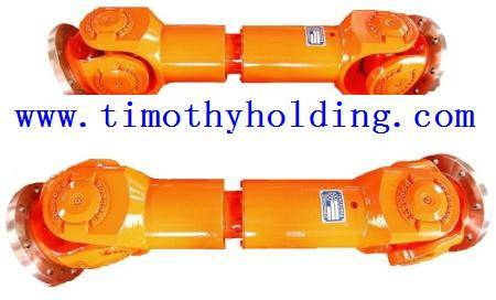 Sell universal joint drive shaft