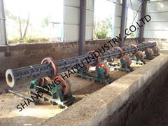 Wholesale concrete pole production line: Concrete Spun Electric Pole  Machine