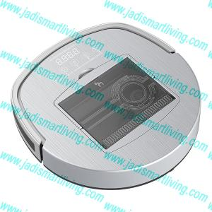 Wholesale clean robot automatic cleaner: Cyclone Filter System Robot Vacuum Cleaner
