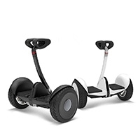 Wholesale Electric Scooters: Self-balancing Scooter, 10-inch Big Wheel Aluminium Alloy, OEM/ODM, Shenzhen Factory