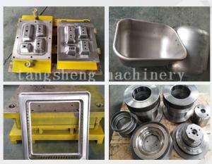 Wholesale car accessories: Factory Direct Electric Car Accessories, Electric Frame Die-casting Parts, Casting Mould