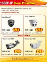 2015 Sales Promotion IP Network Camera MIP-642B4