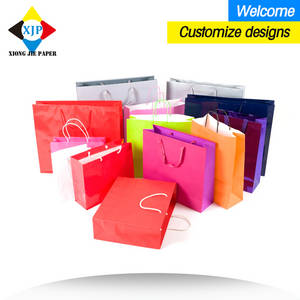 Wholesale bag: China Printing Factory Paper Packaging Bags Gift Bags Portable Bags for Sale