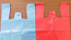 Wholesale w: Vest Handle Carrier Bag