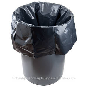 Wholesale b: HDPE Garbage Bag