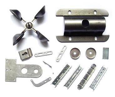 Sell metal parts