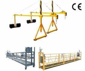 Wholesale suspended scaffolding: High Working Suspended Platform Cradle Scaffold Systems Building Cleaning