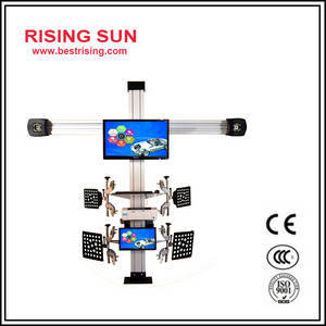 Wholesale auto wheel: Auto Garage Used Wheel Alignment Machine for Sale