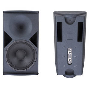 Wholesale class d amp: 450W Professional Stereo Wooden Horn Audio PA Speaker