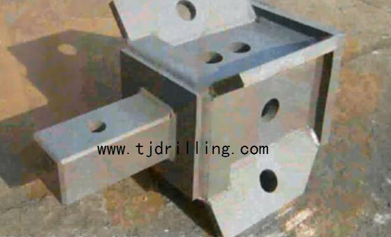 drilling rig: Sell Kelly bar adapter for casagrande rotary drilling rig