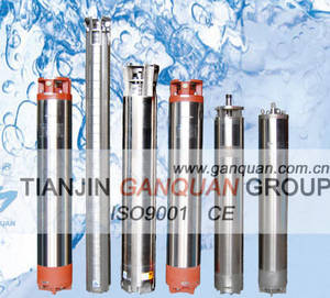 Wholesale submersible pumps: Submersible Water Pump , Deep Well Pump