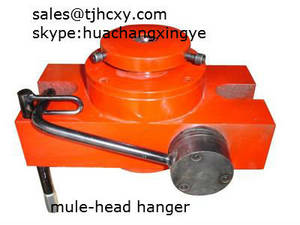 Wholesale General Mechanical Components Processing Services: Mule-head Hanger  for Suck Rod