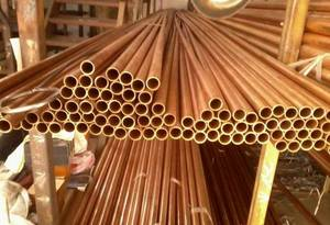 Wholesale c12200 pipes: H59 Brass Tube/Pipe in Stock