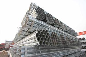 Wholesale hot dip galvanized steel: Hot Dipped Galvanized Steel Pipe