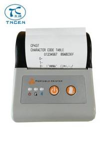 Wholesale li-ion battery production line: 58mm Thermal Bluetooth Mobile Printer Tcmpt001A