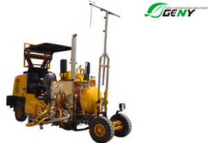 Wholesale high index glass bead: Driving Type Thermoplastic Spraying/Extrusion/Screeding Road Marking Machine