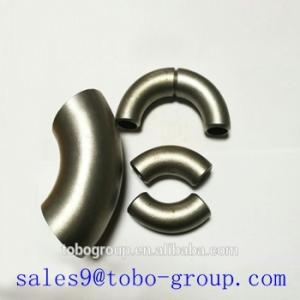 Wholesale steel pipes: TOBO GROUP Sch40s 90D  Elbow LR 31803 Stainless Steel Pipe Fitting ASME B16.9
