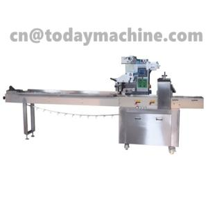 Wholesale instant rice: Horizontal Wrapping Machine/Flow Wrapper for Biscuits,Snow Cakes, Breads, Instant Noodles, Rice Noo