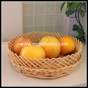 Wholesale Storage Baskets: Sell Wicker Basket Flower Pot Planter for Garden