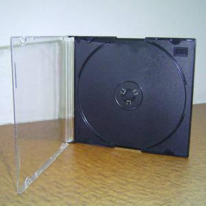 Wholesale CD Bags & Cases: 5.2mm Slim CD Case/Box