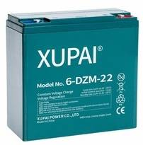 Wholesale scooter battery: 6V 22Ah sealed Battery for Electric Bike Electric Scooter 6-DZM-22