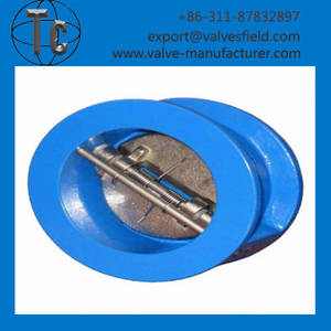 Wholesale wafers: Wafer Check Valve DIN PN16