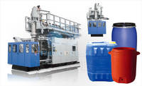 HTS Series Blow Molding Machine