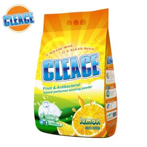 Wholesale labor gloves: Washing Powder Lemon Perfumed 500g CLEACE