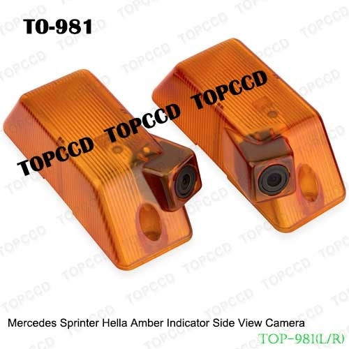 Sell Vehicle Side Mount Camera for Sprinter RVs from TOPCCD (TOP-981)