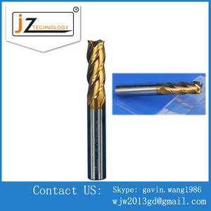 Wholesale tool steel: Hardly Stainless Steel Using Carbide Four Flat CNC Tools