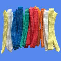Disposable Nonwoven/SMS/Surgical/PP/MOP/Crimped/Pleated/Strip/Medical Clip Nurse Doctor Mob Cap