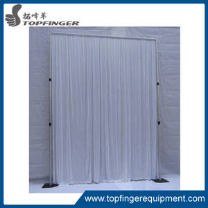 Wholesale pipe support: TFR Telescopic Drape Support System/Pipe and Drape