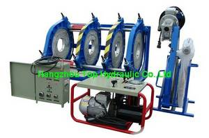 Wholesale butt welding machine: Butt Welding Machine PE PP HDPE Welding Machine