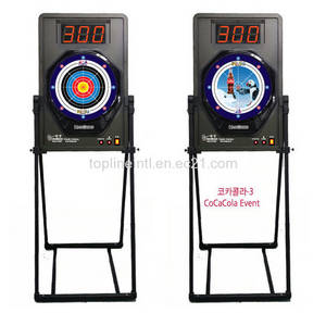 Wholesale bag display stand: Event Machine_archery Target