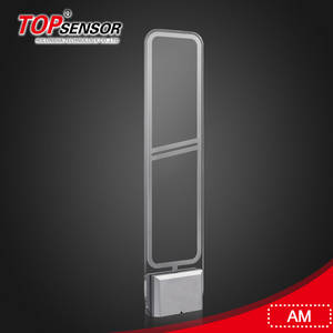 Wholesale am hard tag: Supermarket Wireless Alarm Jammer AM Antenna EAS Anti-Theft System