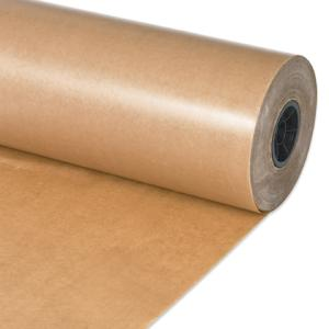 Wholesale kraft paper: Golden Brown Ribbed Kraft Paper in Rolls/Sheets