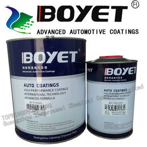 Wholesale auto glass adhesive: BYTF605-Epoxy Primer