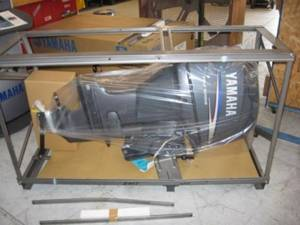Wholesale d: Yamaha 90HP Four 4 Stroke Outboard