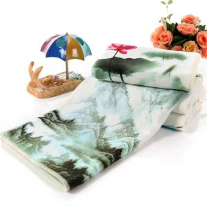 Wholesale chinese style: Chinese Style Gift Towel