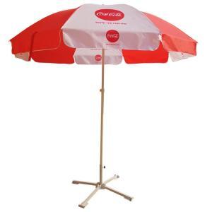 Wholesale printed beach towel: Custom Beach Umbrella with Logo Prints