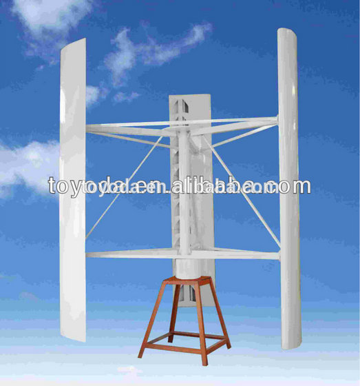 1kw Vertical Axis Wind Turbine From TOYODA