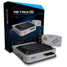 Wholesale Handheld Video Games: Sell Hyperkin RetroN 5 Retro Video Gaming System