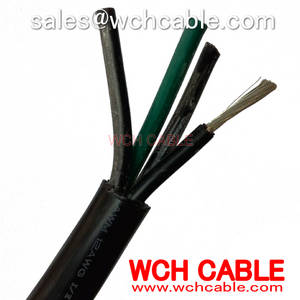 Wholesale Computer Cables: TPE Multicore Computer Cable UL20390, UL20625
