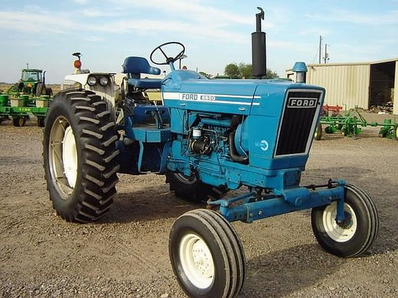 6600 Ford Id 5365500  Product Details - View 6600 Ford From Tractorshed Limited