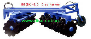 Wholesale disc harrow: Semi-Mounted Heavy-Duty Disc Harrow/Agricultural Harrow