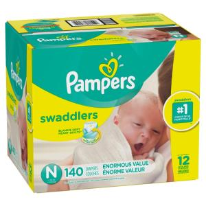 Wholesale diapers: Pampers Baby Diapers Premium Size 4 - 104 Nappies